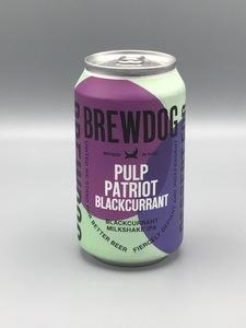 Brewdog - Pulp Patriot Black Currant (12oz Can)